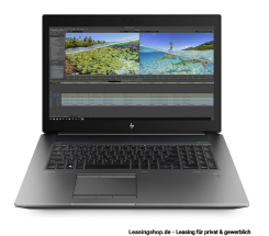 HP zBook 17 i7-9850H leasen, 17 Zoll